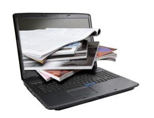 Online magazines