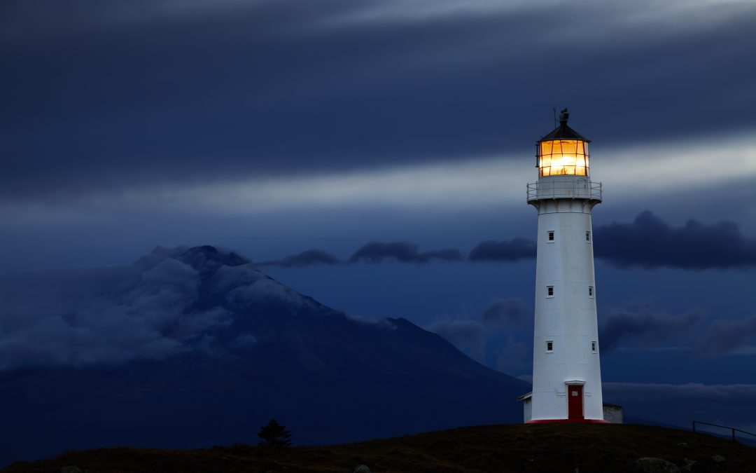 Want to Know Why There's Still a Lighthouse on My Gorgeous New Website?